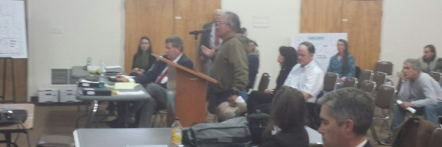 Zombie Uranium Mine Owner Attempting To Shut Out Public Comment, Again