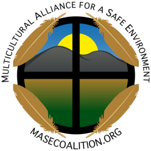 Multicultural Alliance for a Safe Environment LOGO