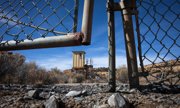 New York Times: Amid Toxic Waste, a Navajo Village Could Lose Its Land