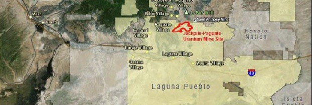 Jackpile – Paguate Uranium Mine Superfund Site