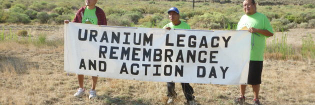 40th Uranium Tailings Spill Commemoration – July 13