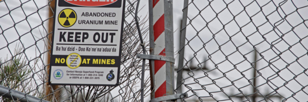 While 'zombie' mines idle, cleanup and workers suffer in limbo