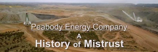 A History of Mistrust